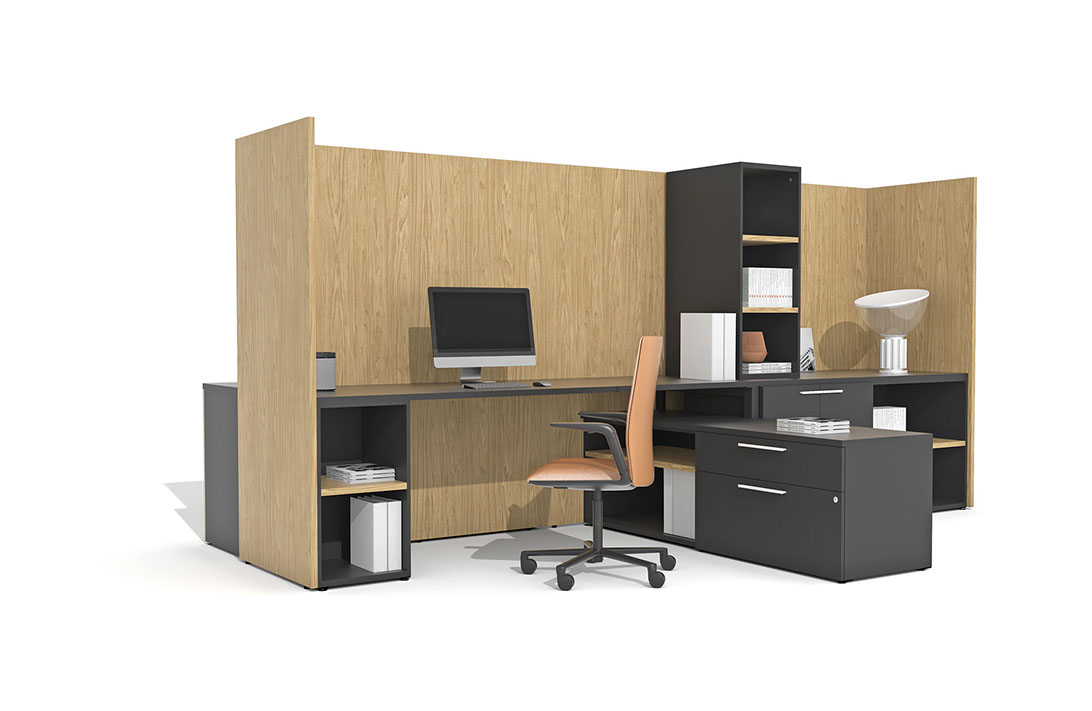 OFGO Studio Multi-station with dividers